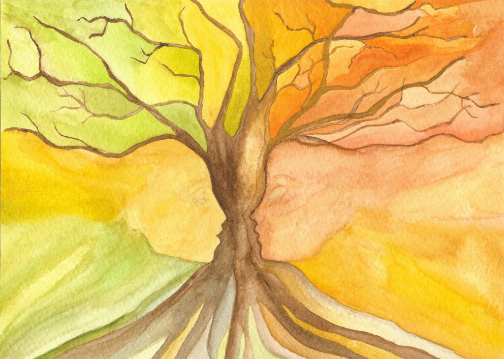 Obra pela pintora e terapeuta Gestalt Paula Fernandes para o site da APGestalt. Obrigado!